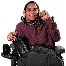 Easy-to-use service for person with a speech disability